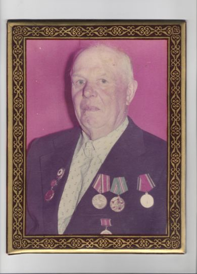 Макаров Владимир Дмитриевич