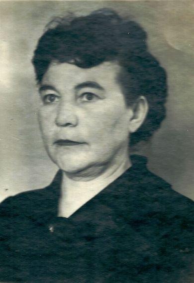 Сёмкина ( Аверченкова ) Полина Гавриловна