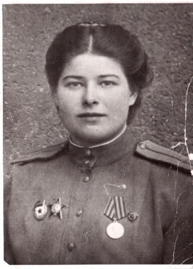 Степанова (Вьюнкова) Екатерина Дмитриевна