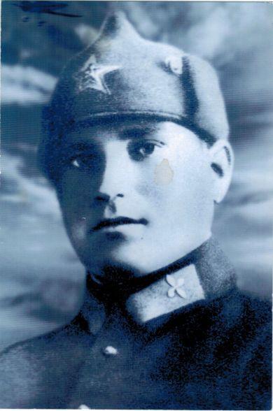 Сарафанников Лукъян Ефимович