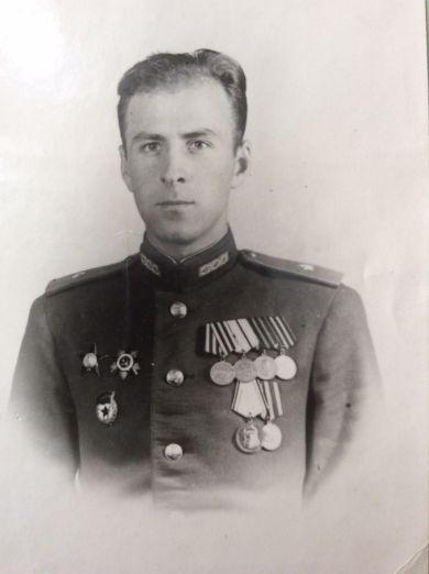 Жуков Петр Федорович