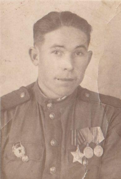 Сальников Степан Александрович