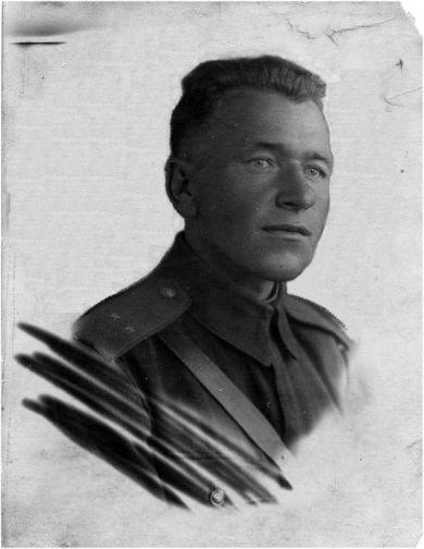 Серов Михаил Алексеевич