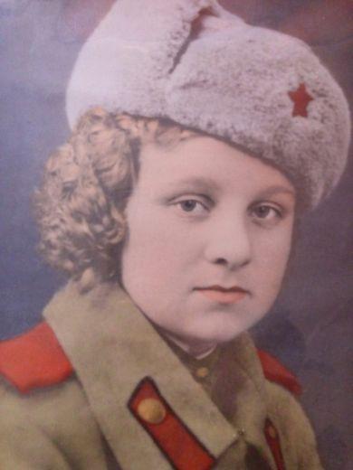 Шерикова Евгения Ивановна