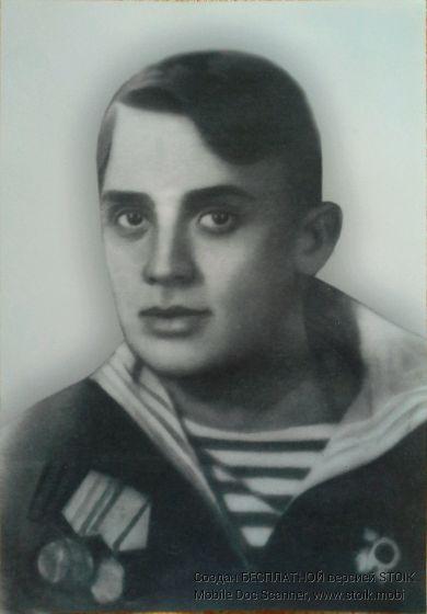 Аринь Николай Петрович