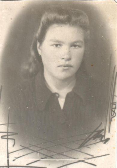Жмакина Мария Кузьминична
