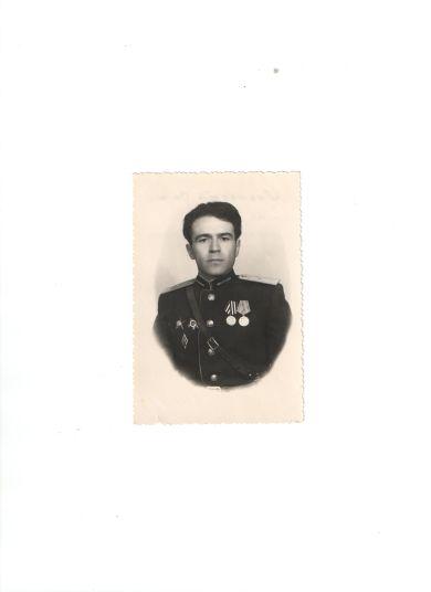 Харабинович Михаил Давидович