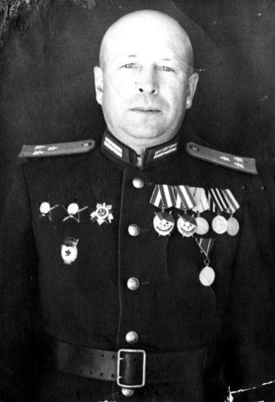 Скворцов Михаил Фёдорович
