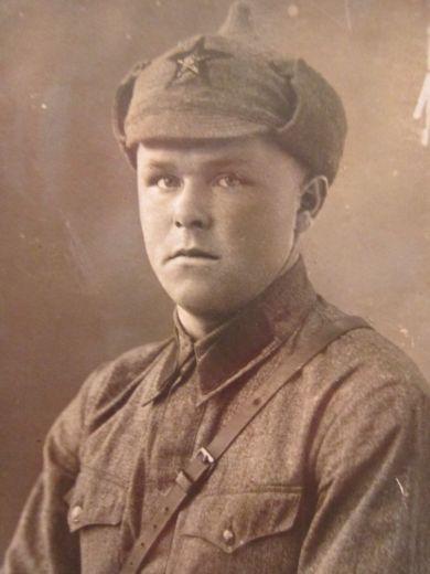 Балуев Николай Михайлович  13.04.1912-09.12.1973