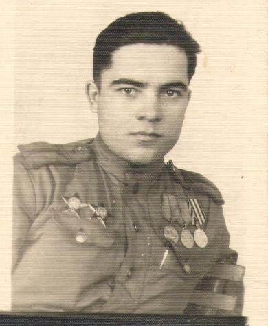 Лучкин Яков Иннокентьевич