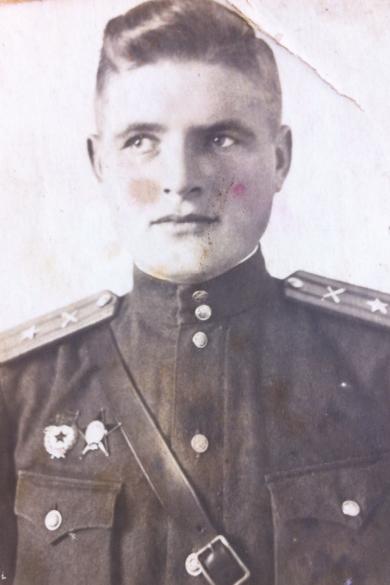 Сидоров Михаил Дмитриевич
