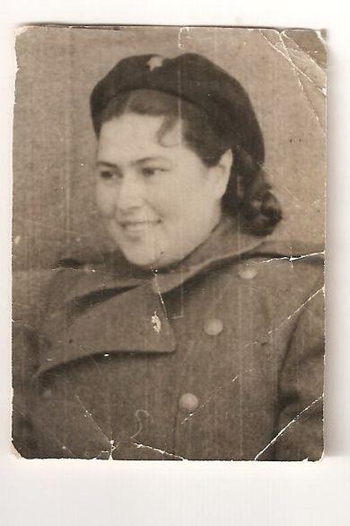 ФИЛАТОВА Мария Матвеевна