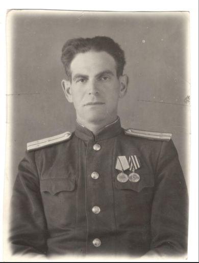 Маркович Михаил (Меер) Исаевич