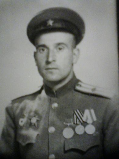 Юдин Николай Матвеевич