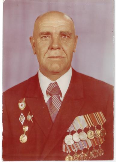 Березан Филипп Емельянович