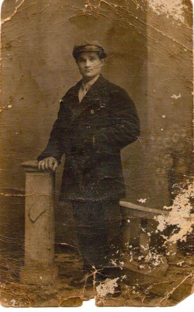 Шаров Георгий Кондратьевич