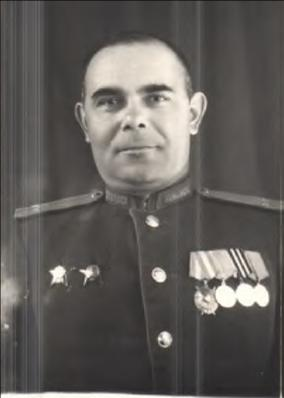 Назаров Георгий Савельевич