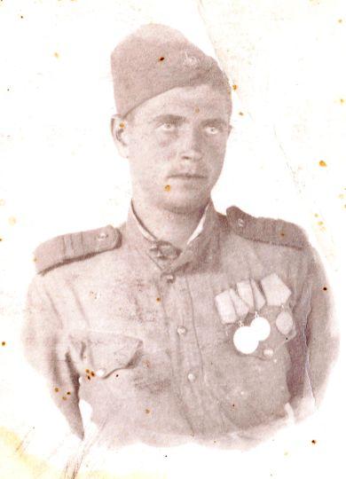 Кондашов Георгий Ефимович