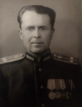 Краморенко Петр Наумович