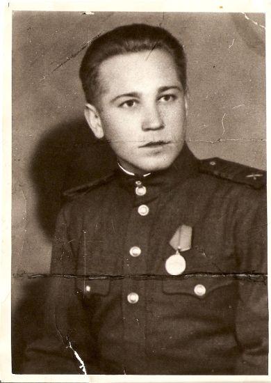 Сосулин Иван Иванович