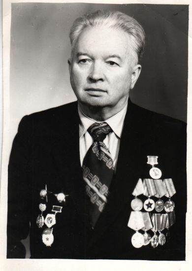 Милоградов Валериан Дмитриевич