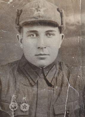 Пялкин Степан Афанасьевич