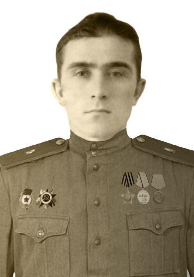 Жерединов Геннадий Михайлович (Жаляльдинов Гань)