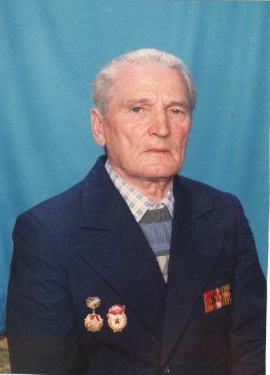 Унта Федор Михайлович