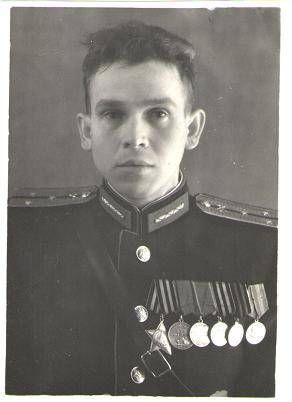 Кожевников Валентин Фёдорович