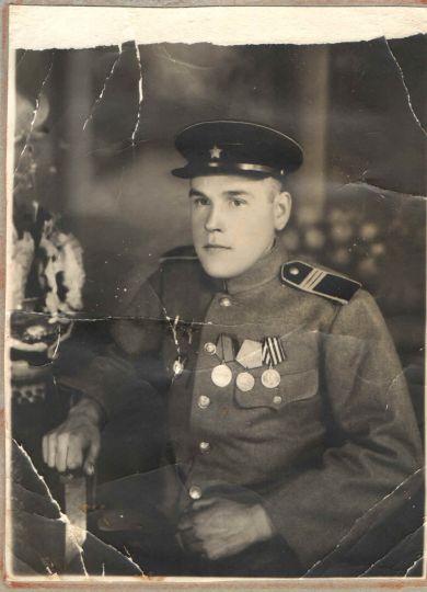 Аминов Михаил Матвеевич