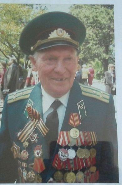 Дудеев Кузьма Александрович
