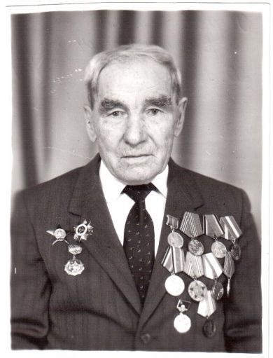 Жуков Архип Кириллович