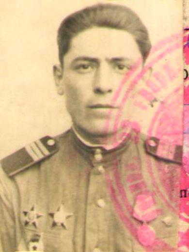 Магерамов Умар Алиевич
