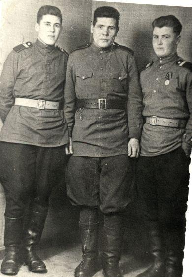 Кулешов Василий Владимирович