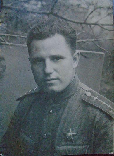 Жиденов Иван Ильич