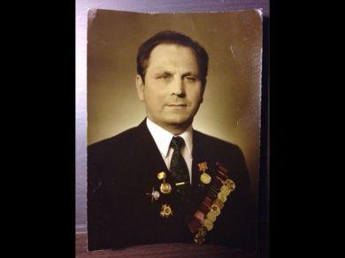 Колганов Василий Пантелеевич