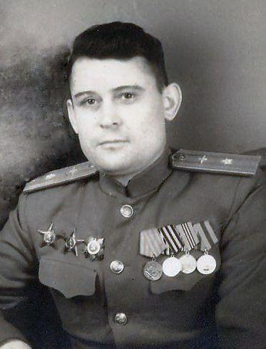 Жаринов Пётр Харитонович