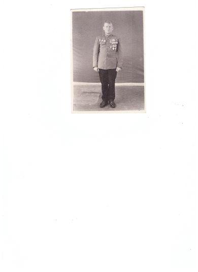 Сендик Семен Трофимович