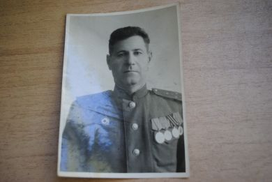 Якимов Фёдор Иванович
