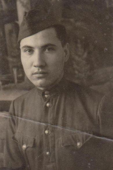 Белаев Иван Григорьевич