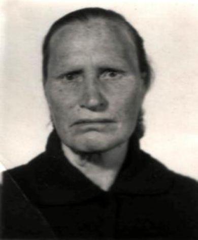Финогенова Нина Сергеевна