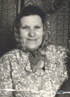 Шаркова Мария Ивановна