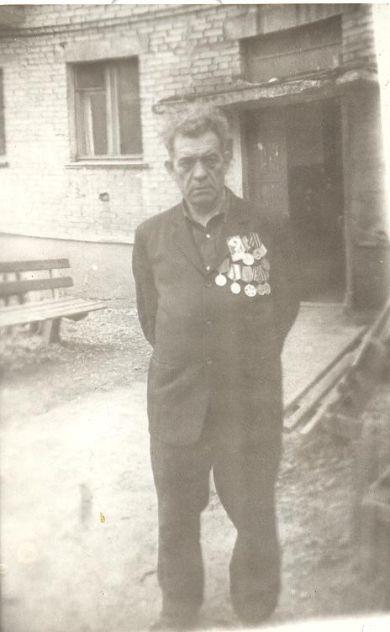 Синютин Иван Фёдорович