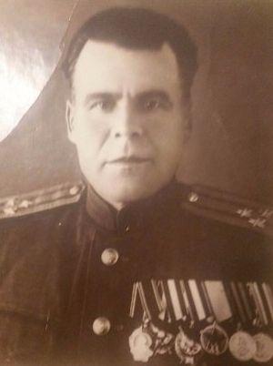 ВЫРОДОВ Андрей Никитович