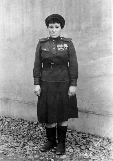 Жеребцова Лидия Александровна