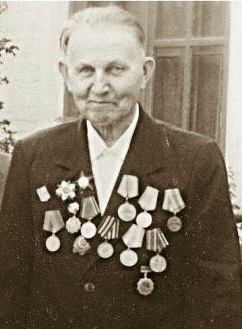 Бикедин Федор Федосеевич