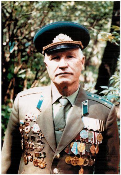 Ступин Пётр Степанович