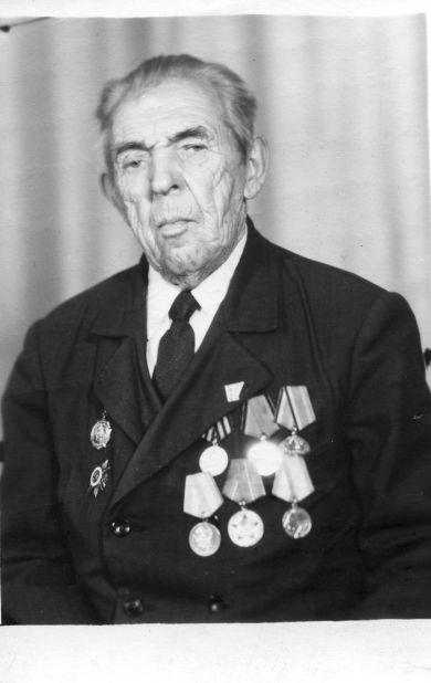 Семионов Николай Николаевич