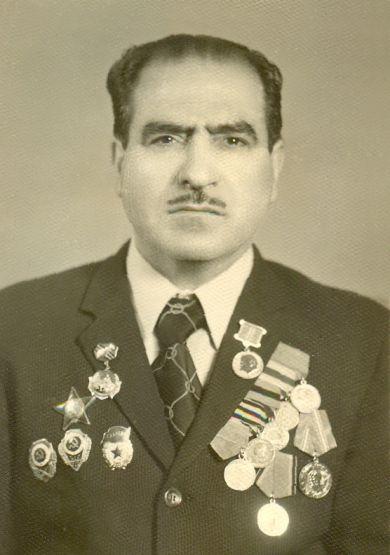 Овакимян Мкртыч Мкртычевич