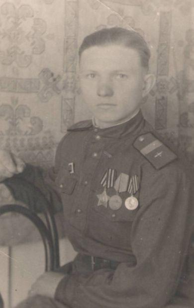 Яцуров Владимир Константинович 1923-1993